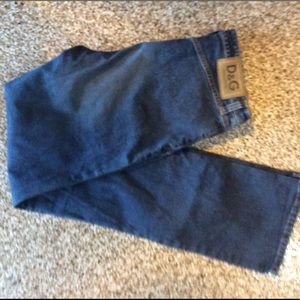Dolce and Gabbana jeans. Size 31